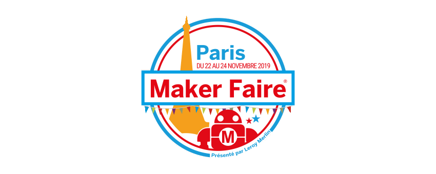 Logo Maker Faire Paris